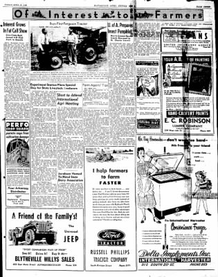 The Courier News from Blytheville, Arkansas on April 16, 1948 · Page 7