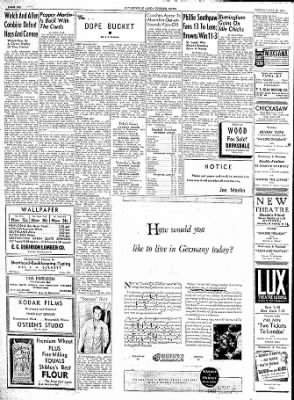 The Courier News from Blytheville, Arkansas on May 30, 1944 · Page 6
