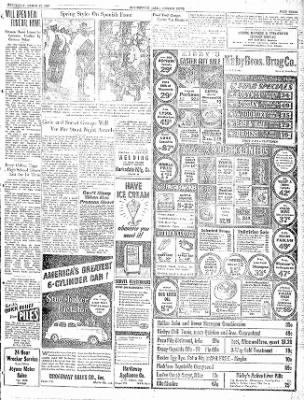 The Courier News from Blytheville, Arkansas on March 17, 1937 · Page 5