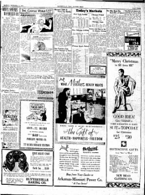 The Courier News from Blytheville, Arkansas on December 17, 1934 · Page 3