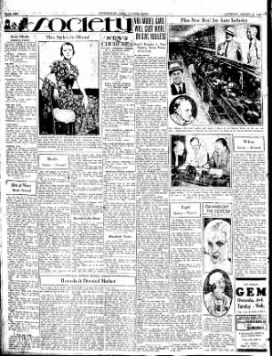 The Courier News from Blytheville, Arkansas on August 12, 1933 · Page 2