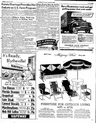 The Courier News from Blytheville, Arkansas on May 20, 1952 · Page 7