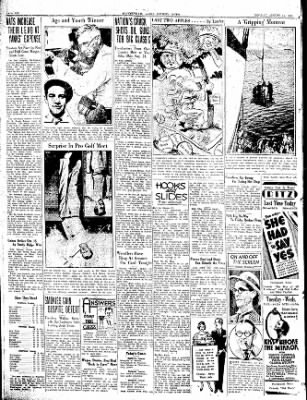 The Courier News from Blytheville, Arkansas on August 14, 1933 · Page 4