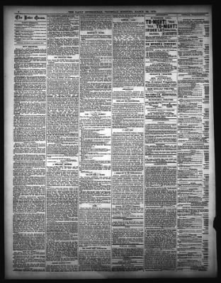 The Inter Ocean from Chicago, Illinois on March 28, 1878 · Page 8