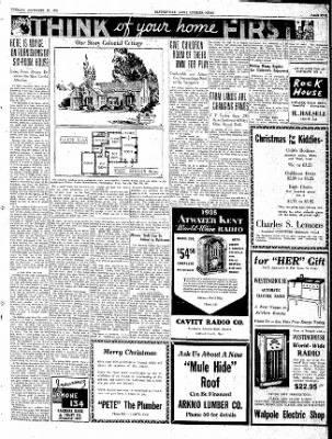 The Courier News from Blytheville, Arkansas on December 18, 1934 · Page 5