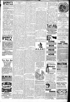 Logansport Pharos-Tribune from Logansport, Indiana on February 22, 1891 · Page 7
