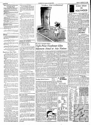 The Courier News from Blytheville, Arkansas on February 10, 1956 · Page 4