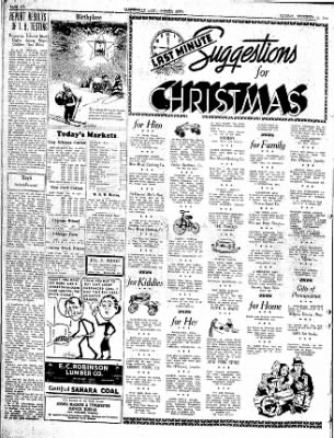 The Courier News from Blytheville, Arkansas on December 18, 1934 · Page 6