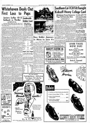 The Courier News from Blytheville, Arkansas on October 8, 1954 · Page 11