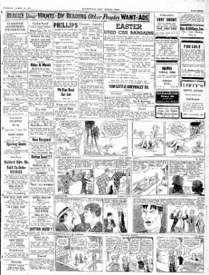 The Courier News from Blytheville, Arkansas on March 18, 1937 · Page 7