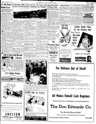 The Courier News from Blytheville, Arkansas on April 19, 1948 · Page 3