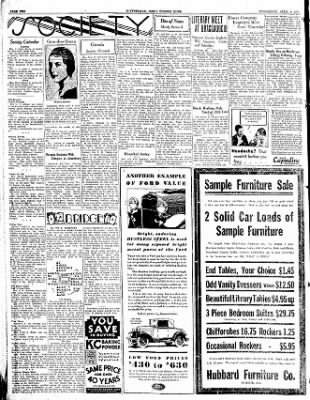 The Courier News from Blytheville, Arkansas on April 8, 1931 · Page 2