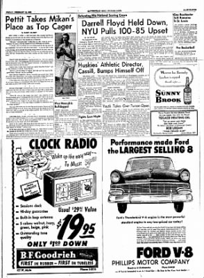 The Courier News from Blytheville, Arkansas on February 10, 1956 · Page 11