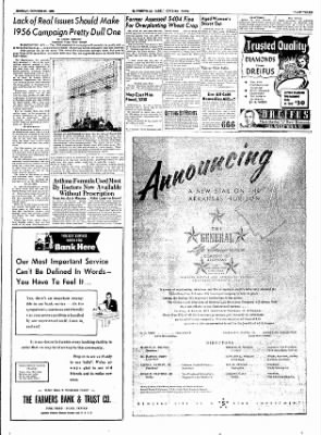 The Courier News from Blytheville, Arkansas on October 31, 1955 · Page 3