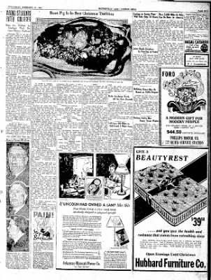 The Courier News from Blytheville, Arkansas on December 19, 1934 · Page 5