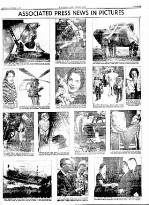 The Courier News from Blytheville, Arkansas on October 9, 1954 · Page 7