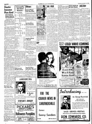 The Courier News from Blytheville, Arkansas on October 31, 1955 · Page 10