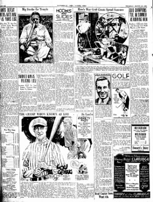 The Courier News from Blytheville, Arkansas on August 17, 1933 · Page 4
