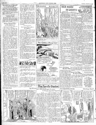 The Courier News from Blytheville, Arkansas on March 19, 1937 · Page 6