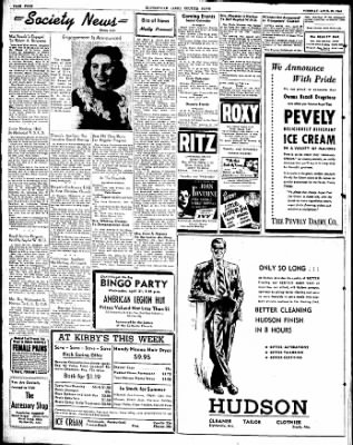 The Courier News from Blytheville, Arkansas on April 20, 1948 · Page 4