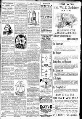 Logansport Pharos-Tribune from Logansport, Indiana on February 24, 1891 · Page 2