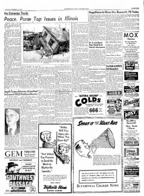 The Courier News from Blytheville, Arkansas on October 11, 1954 · Page 5