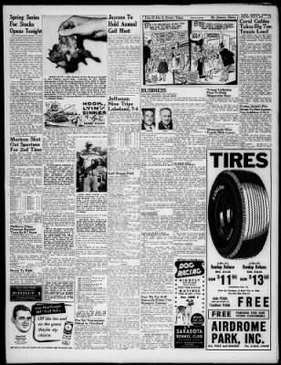 The Tampa Tribune from Tampa, Florida on April 11, 1953 · 13