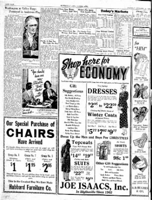 The Courier News from Blytheville, Arkansas on December 20, 1934 · Page 8