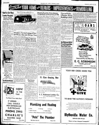 The Courier News from Blytheville, Arkansas on April 20, 1948 · Page 8