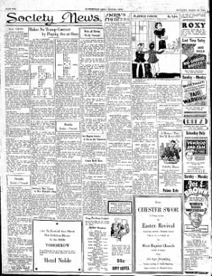 The Courier News from Blytheville, Arkansas on March 20, 1937 · Page 2