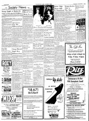 The Courier News from Blytheville, Arkansas on November 1, 1955 · Page 4