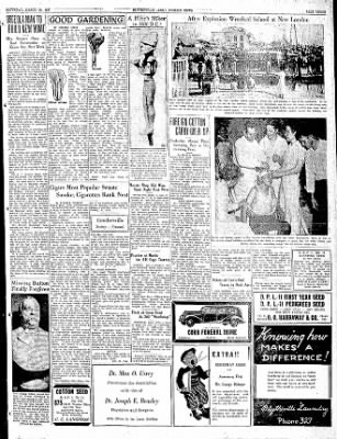 The Courier News from Blytheville, Arkansas on March 20, 1937 · Page 3