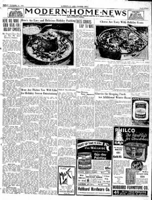 The Courier News from Blytheville, Arkansas on December 21, 1934 · Page 3