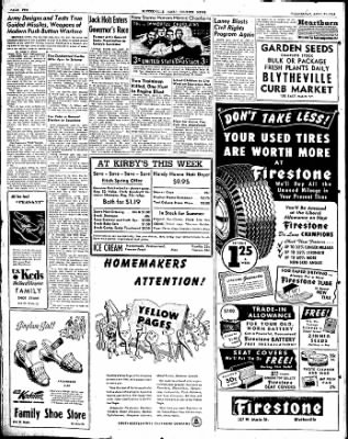 The Courier News from Blytheville, Arkansas on April 21, 1948 · Page 1