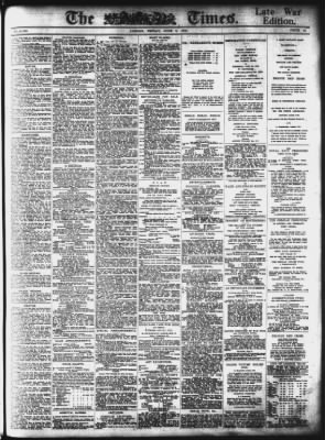 The Times from London, on June 2, 1916 · Page 1
