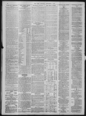 The Times from London, Greater London, England on September 6, 1919 · Page  48