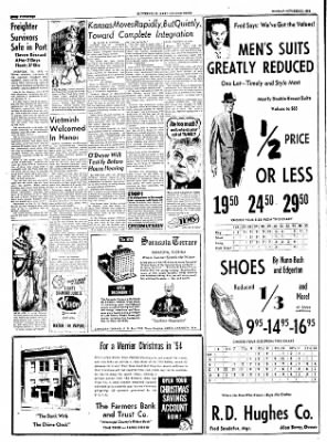The Courier News from Blytheville, Arkansas on October 11, 1954 · Page 14