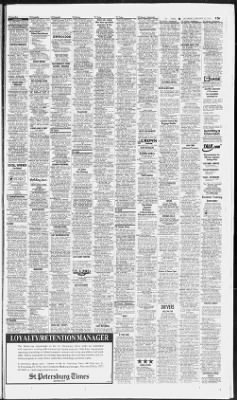 Tampa Bay Times from St  Petersburg, Florida on January 20