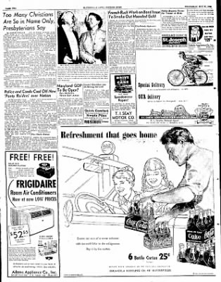 The Courier News from Blytheville, Arkansas on May 21, 1952 · Page 2