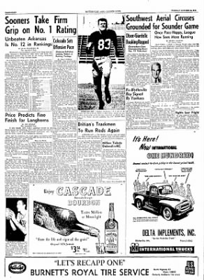 The Courier News from Blytheville, Arkansas on October 12, 1954 · Page 8