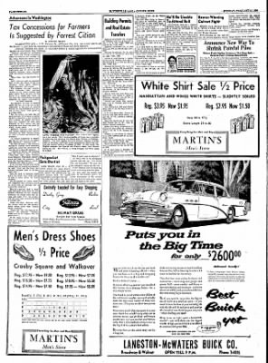 The Courier News from Blytheville, Arkansas on February 14, 1956 · Page 12