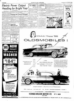 The Courier News from Blytheville, Arkansas on November 2, 1955 · Page 8