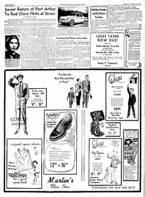 The Courier News from Blytheville, Arkansas on October 12, 1954 · Page 12