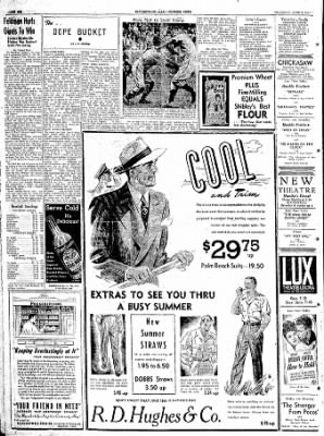 The Courier News from Blytheville, Arkansas on June 8, 1944 · Page 6