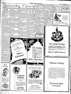The Courier News from Blytheville, Arkansas on December 24, 1934 · Page 2