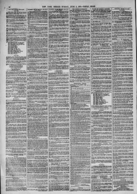 New York Daily Herald from New York, New York on June 5, 1870 · 12
