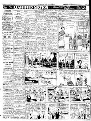 The Courier News from Blytheville, Arkansas on August 24, 1933 · Page 5
