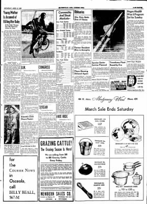 The Courier News from Blytheville, Arkansas on April 2, 1953 · Page 11