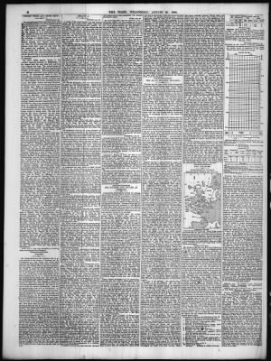 The Times from London, Greater London, England on August 29, 1888 · Page 4