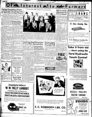 The Courier News from Blytheville, Arkansas on April 23, 1948 · Page 6